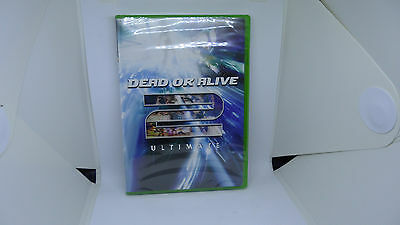 Brand New Dead Or Alive 2 Ultimate (Microsoft Xbox)