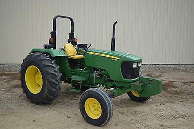 2014 John Deere 5075E 2WD Utility Tractor Make Offer! Save Big $ Over Buying New
