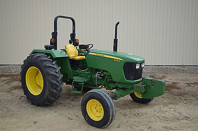 2014 John Deere 5075E 2WD Utility Tractor Save Big $ Over Buying New