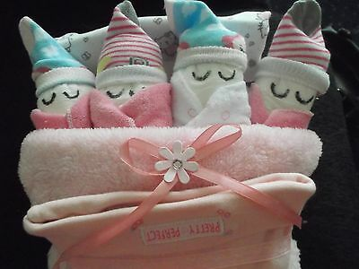Baby Nappy bed gift for newborns