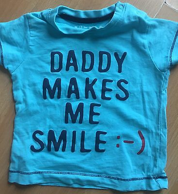 Lovely Baby Boys Top Size 9-12 Months
