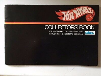 Hot Wheels Collectors' Book Mattel Vehicles 68 - 81 | 1980 Father's Day Special!
