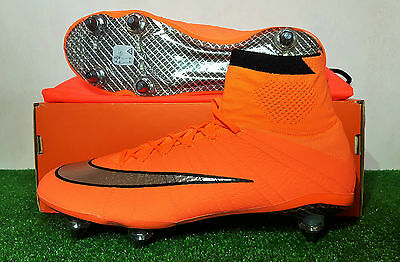 Nike Mercurial Superfly Iv Sg Uk 9 Us 10 Football Boots Soccer Cleats Cr7