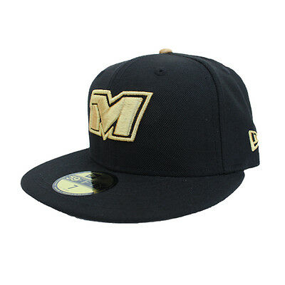 Mexico Caribbean League 2017 Serie Del Caribe New Era 59FIFTY Hat - Black/Gold