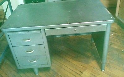 Vintage Steel industrial Desks
