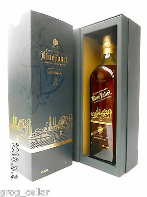 "Johnnie Walker ""Sydney Skyline The Ultimate- Low Bottle No-008 WOW!!!!!!"