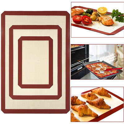 Non Stick Silicone Baking Mat Set Kneading Mats Food Grade Silicone Bakeware Mat