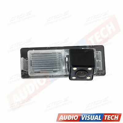 4-LED Car Reverse Rear View Back Up Parking Camera Cam for Vauxhall / OPEL Mokka