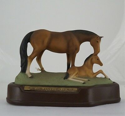 Jim Beam For The Love of A Horse Decanter PICK UP BAULKHAM HILLS