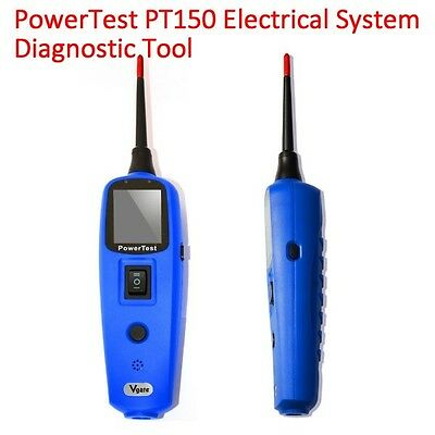 Vgate PowerTest PT150 Electrical System Diagnostic Tool Free Shipping