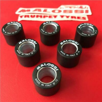 Scomadi Turismo Leggera 125 4T 18mm x 14mm 10gr Malossi Roller Weights Rollers
