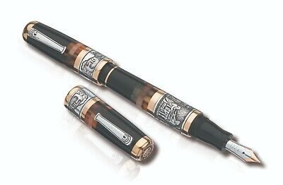 Marlen Antica Grecia | FountainPen | Gold Nib | Limited Ed. | Made in Italy