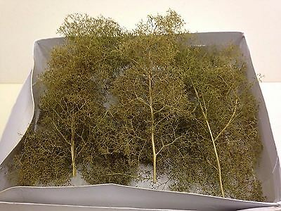 War World Scenics Large Seafoam Trees 153mm - Sea Foam Modelling Scenery Terrain