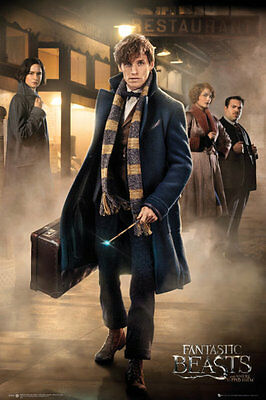 Maxi Poster Fantastic Beasts Group Stand