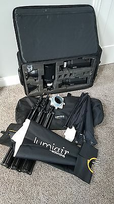 Bowens Gemini 500R 3-Light Kit, Monolight, 500 WS strobe