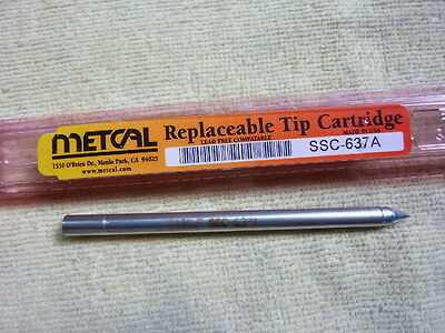 1pc NEW METCAL OKI SSC-637A soldering tip