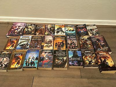 Forgotten Realms * Lot of 24 Novels - All Different