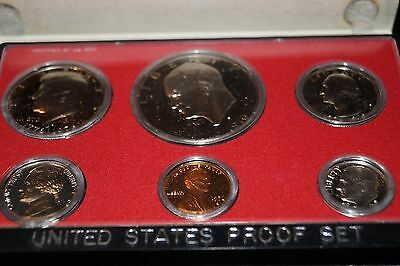 United States Proof Set / 1976