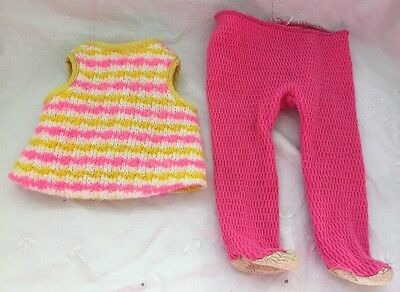 Vintage Mattel TIPPEE TOES Tippy DOLL OUTFIT