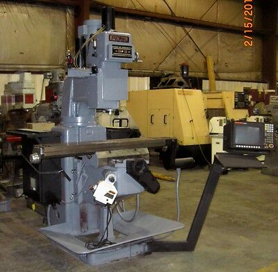 Top Well, 3 Axes CNC Knee Type Vertical Milling Machine, Analam 1100M Control