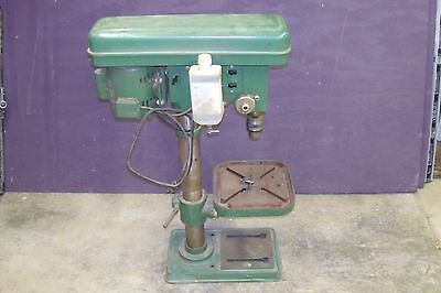 Drill Press, Central Machinery, Model 586, 16 Speed