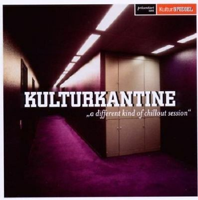 Kulturkantine A Different Kind Of Chillout Session 2CDs 2010 Bonobo BoozooBajou