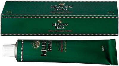 Shaving Cream, Musgo Real, 3.4 oz Classic