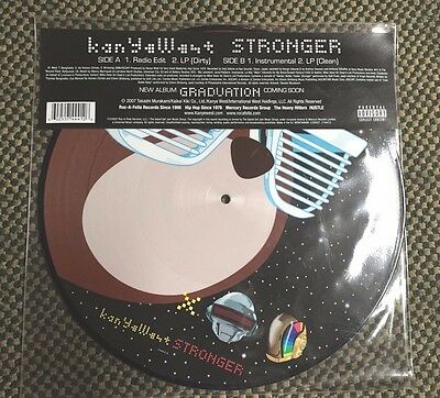 "Kanye West - Stronger (12"" picture disc)"