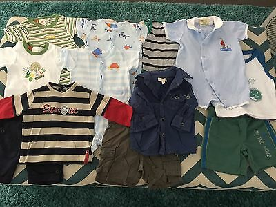 baby boy clothes size 00 or 3-6 months Pumpkin Patch, Sprout And More