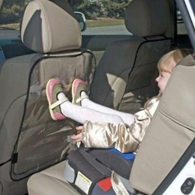 For Children Kick Mat Storage Bag Car Seat Back Protector Cover Pad  Keep Clean