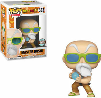 Funko Pop! Dragon Ball Super Master Roshi Max Power #533 Specialty Series