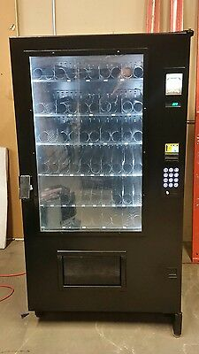 AMS OUTSIDER SENSIT 3 CHILLED SNACK OR COMBO Vending Machine