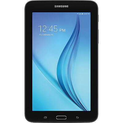 Samsung Galaxy Tab E Lite 7.0 Inch 8GB Wi-Fi Tablet - Black