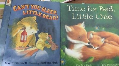 Time For Bed Little One  - Pb Softcover Children Picture Book