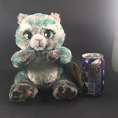 """Japan Disney Alice Through the Looking Glass 9"""" Cheshire Cat Plush doll"""