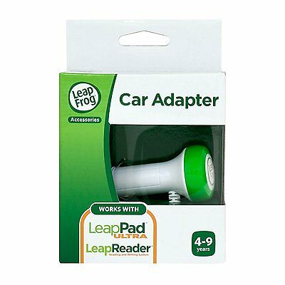 LeapFrog Car Charger for LeapReader and LeapPad Ultra