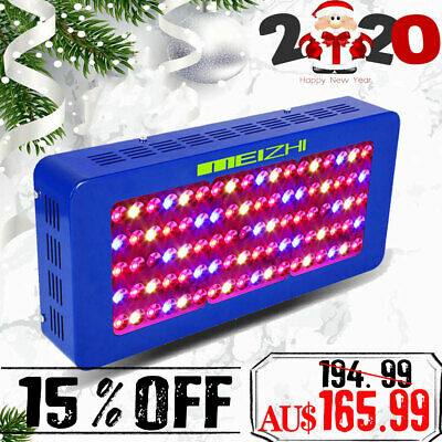 MEIZHI 450W LED Grow Light Lamp Full Spectrum Medical Plant Hydropolic Veg Bloom