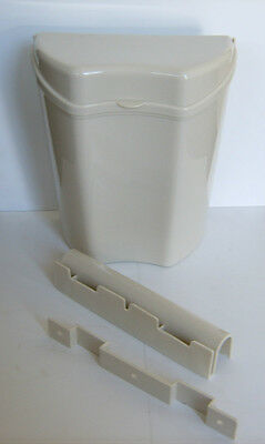 Cupboard Door Removable Waste Rubbish Bin Dustbin For Caravan Motorhome