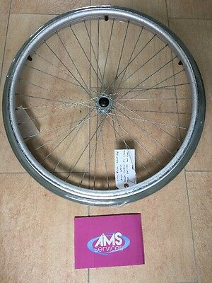 Otto Bock Self Propelling / Propelled Wheelchair Quick Release Wheel & New Tyre