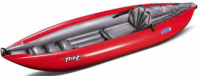 Gumotex Twist N1 - Single Seat Inflatable Kayak