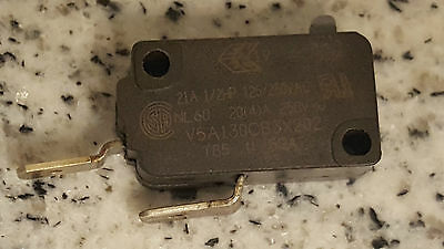 21 Amp G3 / V3 Micro Switch Used In Showers Cooker Door Dishwshr V5A130Cb3X202