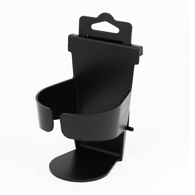 Auto Car Portable Air Vent Plastic Can Drink Cup Can Bottle Holder Black
