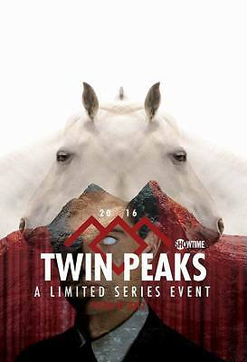 "10441 Hot Movie TV Shows - Twin Peaks 2017 7 14""x20"" Poster"