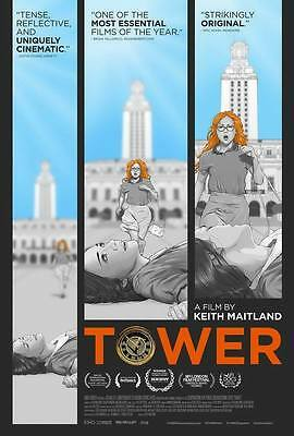 "10423 Hot Movie TV Shows - Tower 2016 14""x20"" Poster"