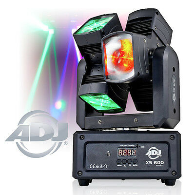 B-Stock American DJ XS 600 360 Degree LED Disco Moving Head 6x10W RGBW Party