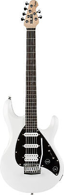 Sterling by Music Man Sub Series SILO3WH Electric Guitar WHITE
