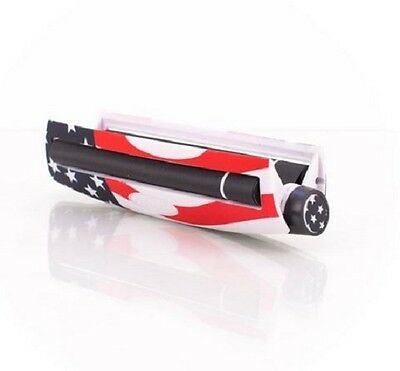 Joint Rolling Machine USA Flag Blunt Spliff Cone Roller Cigarette Style Limited