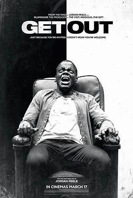 """9561 Hot Movie TV Shows - Get Out 2017 14""""x20"""" Poster"""