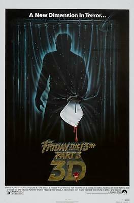 """9478 Hot Movie TV Shows - Friday the 13th 2 14""""x21"""" Poster"""
