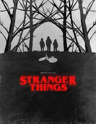 "10286 Hot Movie TV Shows - Stranger Things 9 14""x18"" Poster"